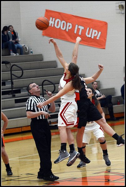 Girls Varsity: Minford @ West Dec. 2013