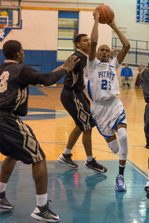 Great Valley vs Glen Mills Varsity BB 2012