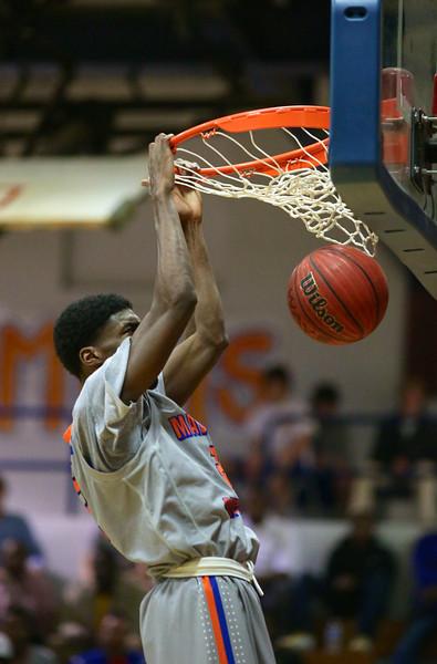 Madison-Murrah Basketball