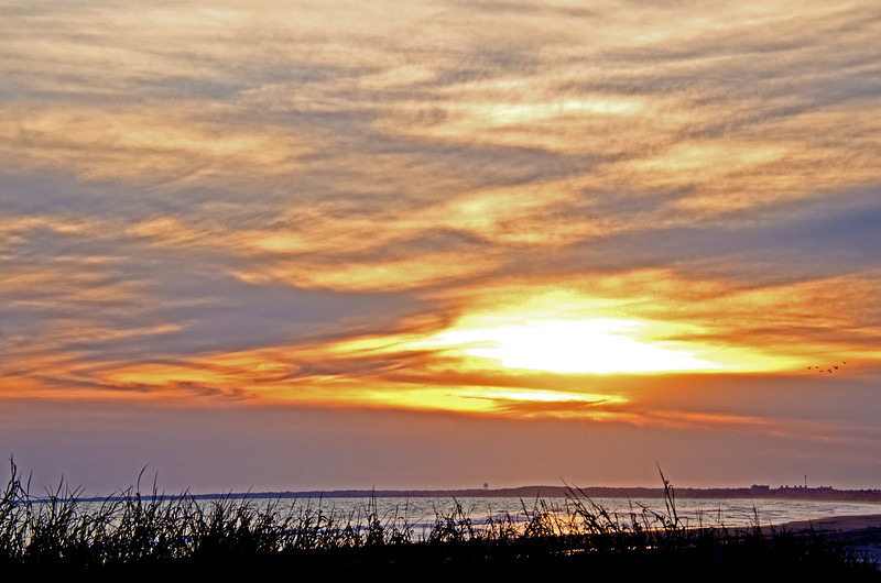 Sunset on Kiawah Island, SC