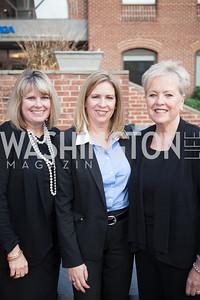 Heidi Jerakis, Chelle Gassan, Candace Moe