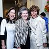 Lee Satterfield, Amanda Downes, Capricia Marshall. Photo by Tony Powell. Beatles Tribute Party. British Ambassador's residence. February 8, 2014