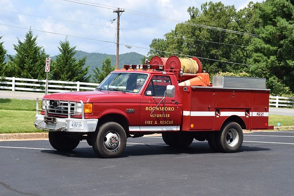 Brush 3A is a nice 1989 Ford F-350/Knapheide/Piedmont Fleet Services, 200/300.    This unit is slated for replacement.