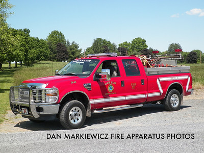 ALUM BANK COMMUNITY FIRE CO. BRUSH 38-68 2010 FORD/ABVFC BRUSH UNIT