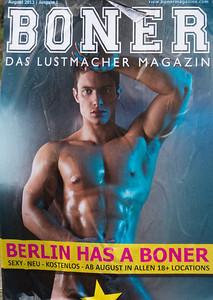 """In case you were wondering...""""Berlin has a Boner""""!"""