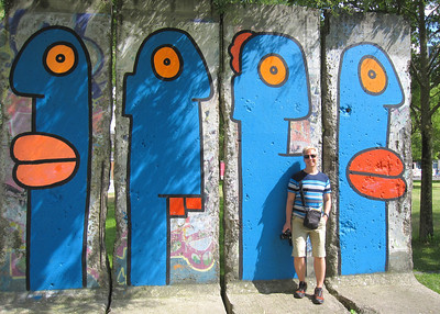 Me and the Berlin Wall