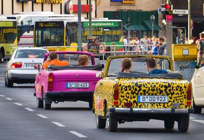 Cool old East German Cars