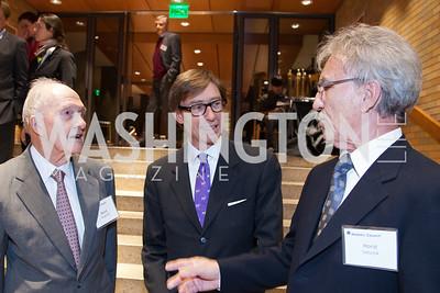 Brent Scowcroft, Peter Wittig, Horst Teltschik