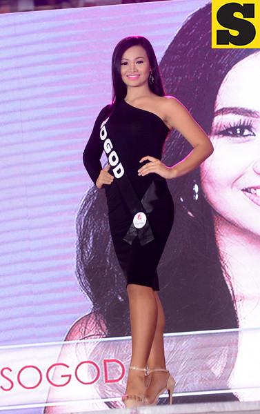 Binibining Cebu - Sogod Jalane Chrissia Rivera