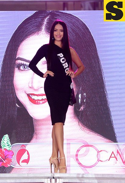 Binibining Cebu - Poro, Camotes Sharmaine Michaela Richards