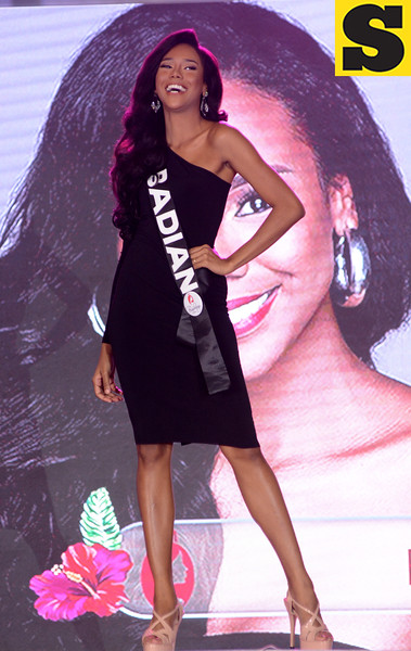 Binibining Cebu - Badian Apriel Smith