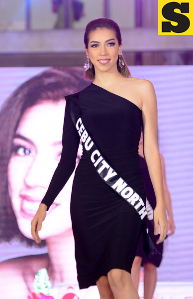 Binibining Cebu - Cebu City North Khyra Quinn R. Adams