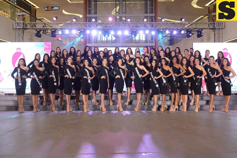 Binibining Cebu 2017 candidates