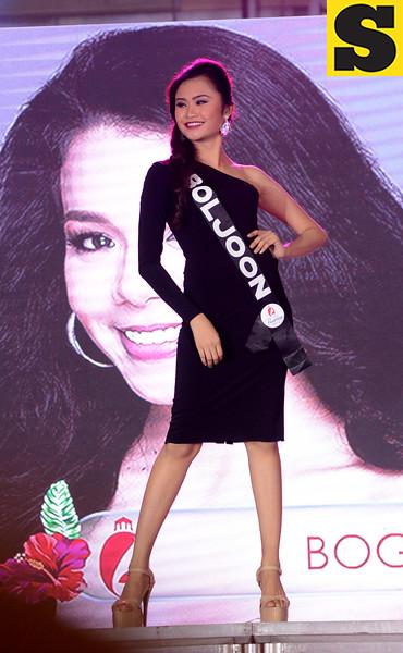 Binibining Cebu - Boljoon Lersly Ann Gonza