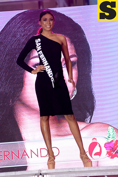 Binibining Cebu - San Fernando Katie Bell Reyes Sanders