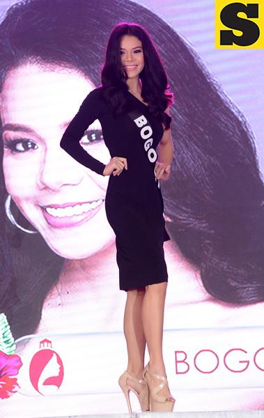 Binibining Cebu - Bogo Nicole Pilapil