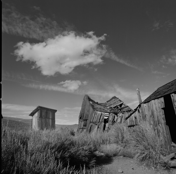 Ghost Town Building, Bodie Ghost Town