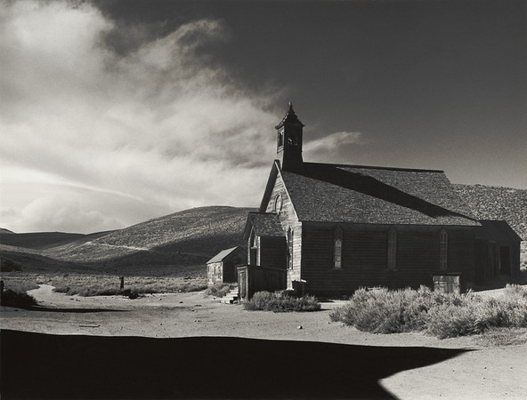 Ghosttown Church #2
