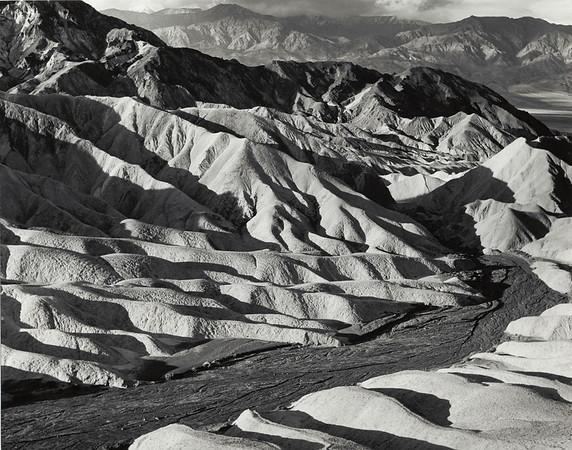 Golden Canyon, Death Valley, California