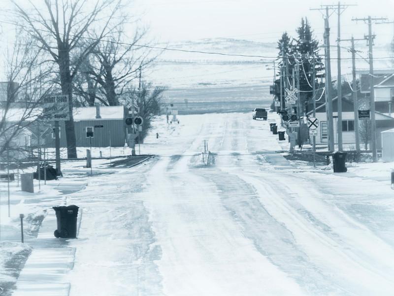 South Heart Winter