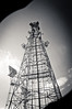 Black & White Photo Gallery by Chris Sopher Peoria, IL - East Peoria Tower