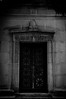 Black & White Photo Gallery by Chris Sopher Peoria, IL- springdale cemetery peoria, il