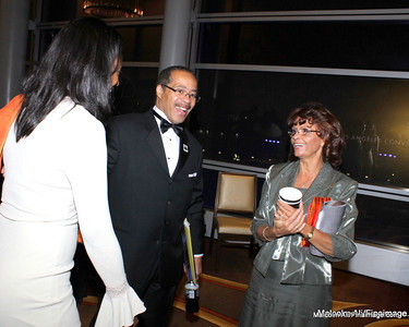 100 BLACKMEN OF LOS ANGELES Dinner and Awards Gala 10-21-2011