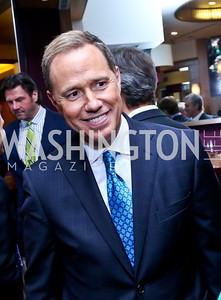 "NBC 4 News Anchor Jim Handly. Photo by Tony Powell. Bob Colacello ""Holy Terror"" book party. Central. April 2, 2014"
