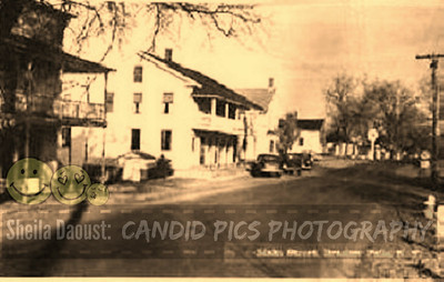 1956 Brasher Falls Main Street