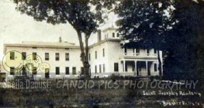 1908 St Joseph's Academy Brasher Falls