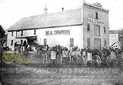 Bell Creamery 1906