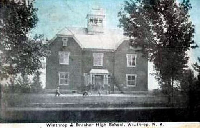1928 Brasher High School