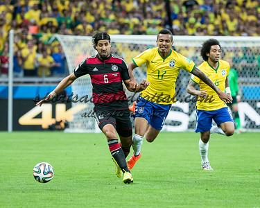 Sami Khedira, Luiz Gustavo