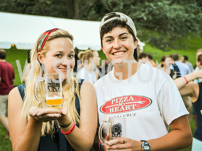 Sarah Steele, Megan Moran, Brew at the Zoo, at the National Zoo, Thursday, July 17, 2014, Photo by Ben Droz