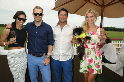 Jen Auerbach, Simon Davey, Mihir Patel, and Kristie Patel with dog Bear photo by Rob Rich/SocietyAllure.com © 2014 robwayne1@aol.com 516-676-3939