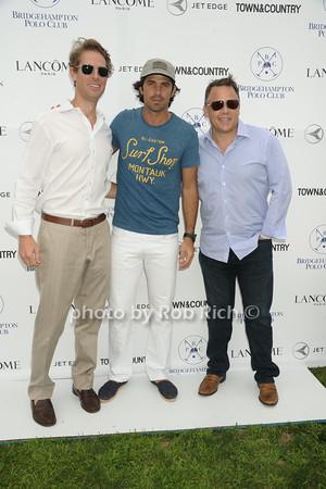 David Pritchard, Nacho Figueras, Bill Papparella photo by Rob Rich/SocietyAllure.com © 2014 robwayne1@aol.com 516-676-3939
