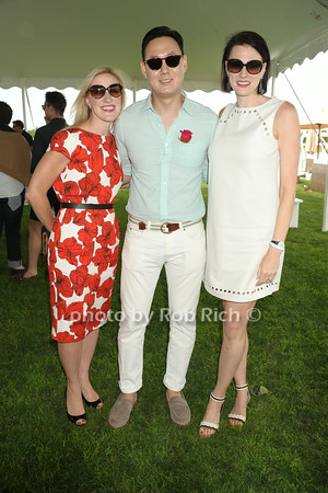 Mara Gredick,  Brian Chang, Jennifer Bruno photo by Rob Rich/SocietyAllure.com © 2014 robwayne1@aol.com 516-676-3939