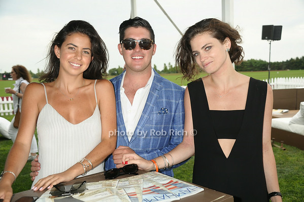 Leah McCarthy, Thomas Macari, and Gabriella Macari<br /> photo by Rob Rich/SocietyAllure.com © 2014 robwayne1@aol.com 516-676-3939