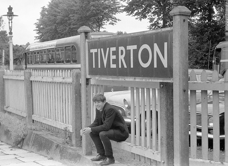 Me, Tiverton Station.