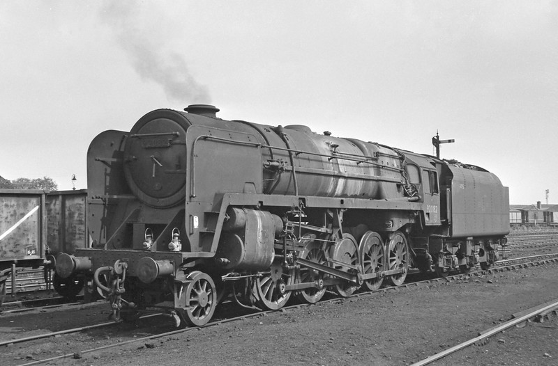 92082, Northwich Shed, August 14, 1964.