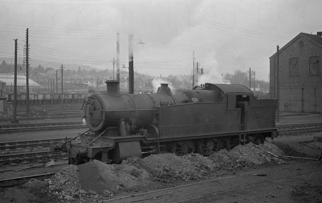 7212, Aberdare, January 1, 1964.