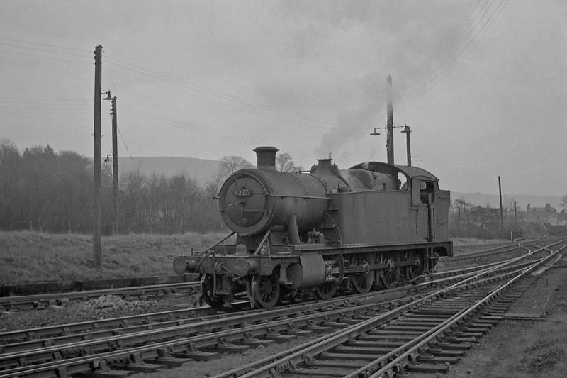 4237, Aberdare, January 1, 1964.
