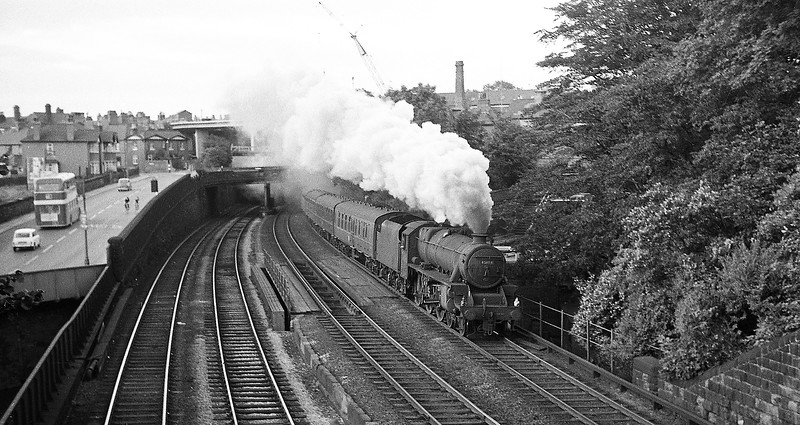 45184,  down passenger, Chester, August 6, 1965.