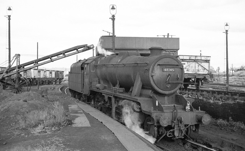 48345, Chester Shed, August 1, 1965.