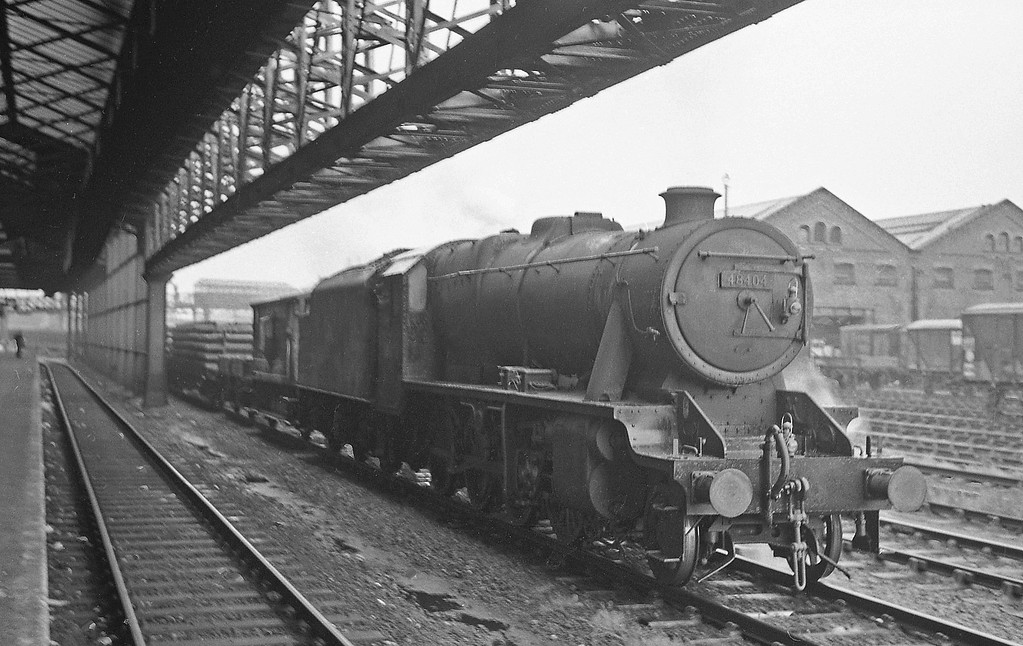 484040, up freight, Chester, August 2, 1965.