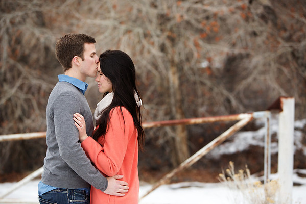 Bryce & Bre {Engagement}