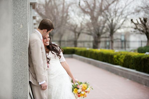 Bryce & Bre {Wedding}
