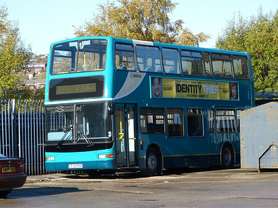 Arriva North West LF02PKA 131110 Blackburn