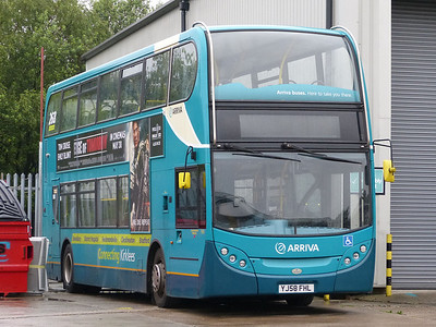 Arriva Yorkshire 1909 140615 Blackburn