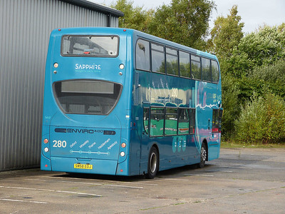 Arriva the Shires 5437 131020 Blackburn